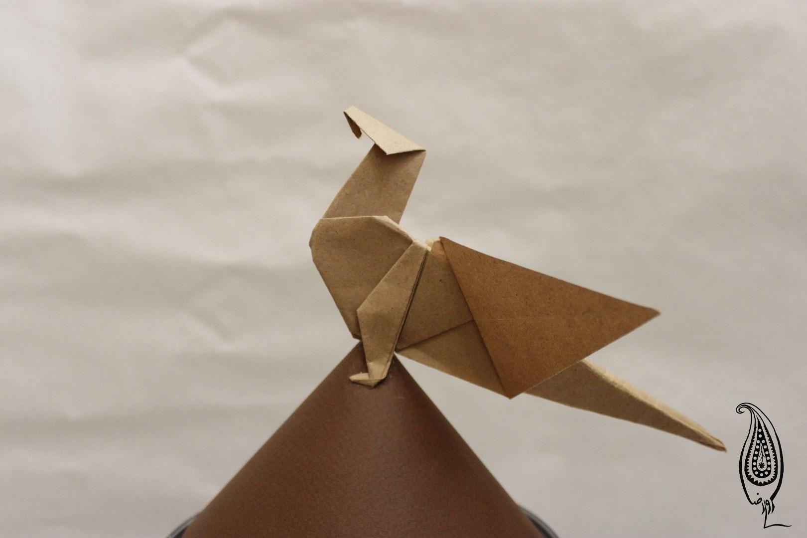 اوریگامی اژدها